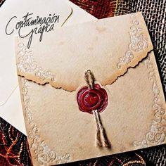 #SabíasQue... El lacre se utilizó para sellar cartas e invitaciones entre los siglos XVI y XVII. Ahora se utiliza principalmente con fines decorativos.