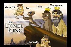 New Film: The Lionel (Messi) King on http://www.sportskeeda.com