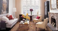 The artful abodes of the fashion industry's brightest stars