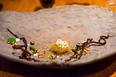 Duck Liver, Corn Silk, Chocolate, Puffed Rice | Flickr: Intercambio de fotos