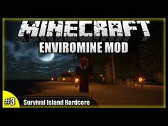 Food Shortage! Brutal Mining! || Minecraft Hardcore Survival Island (EnviroMine) [Episode 3] - http://prepping.fivedollararmy.com/uncategorized/food-shortage-brutal-mining-minecraft-hardcore-survival-island-enviromine-episode-3/