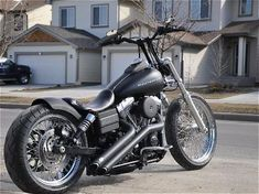 2008 Harley-Davidson Dyna Street Bob #harleydavidsonbaggersforsale