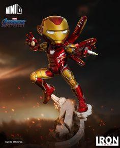 Iron Man - Avengers: Endgame - Minico