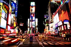 Times Square (New York): One of the maddest places in the world...