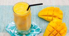 Nutrisystem provides a delicious and healthy Orange Mango Slushie recipe. Smoothie Detox, Smoothie Recipes, Smoothies, Delicious Fruit, Tasty, Yummy Food, How To Make Orange, Mango Smoothies, Cheeseburgers