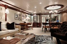 Take a look inside the most amazing suites aboard luxury cruise ships like Oceania Cruises, Celebrity Cruises, Regent Seven Seas, Seabourn and more. Patagonia, Luxury Cruise Lines, Restaurants, Design Salon, Best Cruise, Cruise Vacation, Pent House, Architectural Digest, Home Collections
