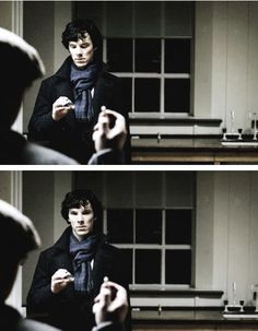 Sherlock - A Study in Pink.. which bottle would you have taken??