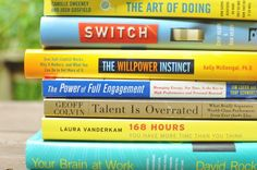 10 Books That'll Help You Up Your Productivity #books #bookwishlist #readinglist