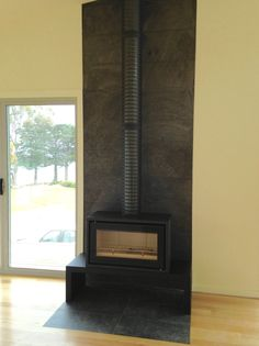 Stovax fireplace installed today