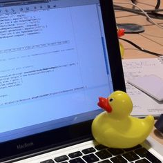 Rubber duck debugging - Wikipedia