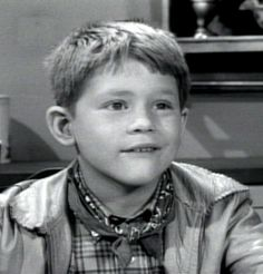 The Andy Griffith Shows Ron Howard. The Best Show of All Time! I grew up watching it and so did my kids..and we still watch it today! They don't Make Them Like This Anymore!
