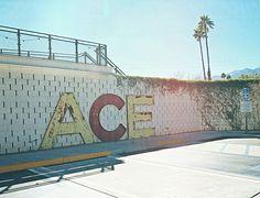 Ace Hotel Palm Springs California Roadtrip