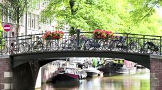 Don't miss visiting these top 10 sights in Amsterdam like the Van Gogh Museum.