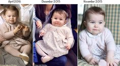 © PA Wire/HRH The Duchess of Cambridge/ by the months photos