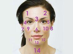 ¿Han notado que en cierto punto del mes una parte específica de su rostro se llena de espinillas? Bueno, esto se debe a los cambios hormonales de nuestro ciclo menstrual. Sin embargo, cuando un día aleatorio te sale un grano, o manchas, en una zona poco común de la cara, es importante que prestes atención.
