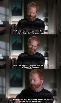 Modern Family: I can so relate
