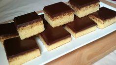 Pastelitos de queso mascarpone con chocolate