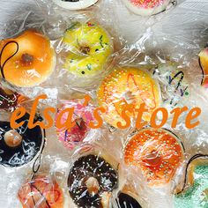 Cheap squishies free shipping, Buy Quality squishies wholesale directly from China wholesale squishy Suppliers: squishy wholesale 50pcs cute squishy lot donut for mobile phone strap cell phone charm kawaii squishies minicraft free shipping