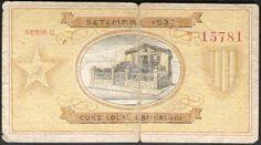Spain - 1936-39.  - GC - billetes