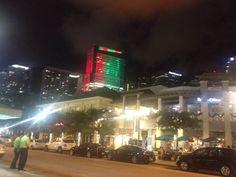 Night life  Miami , Florida  Photo by Lorri
