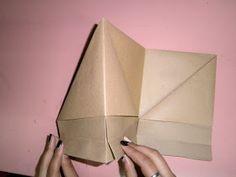 Προσχολική Παρεούλα : Κατασκευή καπέλου ( δίκοχο ) Blog, Blogging