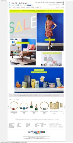 https://www.oliverbonas.com/ #ecommerce #fashion #items #interior #design #webdesign #web #website