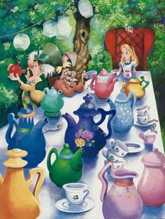 ALICE IN WONDERLAND BY FRANC MATEU AND HOLLY HANNON                                                                                                                                                                                 More