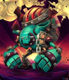 Robot Character #robot #character