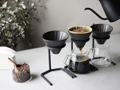 丁寧な手仕事と、ゆったりとしたコーヒーの時間を尊ぶ人へ。 SLOW COFFEE STYLE Specialtyスローコーヒースタイルスペシャルティ ...