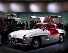 1955 Mercedes Benz 300 SL Gull Wing