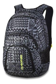 DAKINE Option 27L Backpack - 1650cu in Seapine, One Size | Skate ...