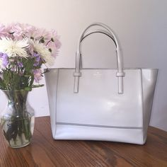 """Spotted while shopping on Poshmark: """"Kate spade Tote bag""""! #poshmark #fashion #shopping #style #kate spade #Handbags"""