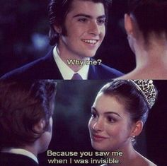 The Princess Diaries | Mia and Michael