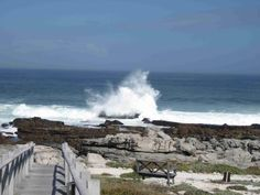 Hermanus Whale View Beach House is located in Hermanus, mi from Village Square and South Africa, Whale, Beach House, Mountains, Rock, Gallery, Nature, Travel, Beach Houses