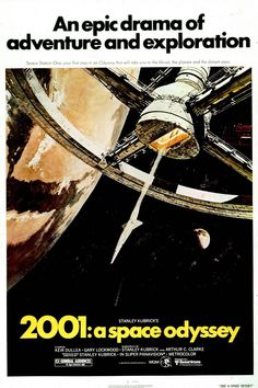 Though not everyone can appreciate it, Stanley Kubrick's film is an icon of science fiction in theme and cinematography.
