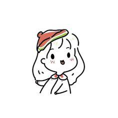 嗨! — ㅤ設計. nct 127 icons fav or reblog if you save Cute Little Drawings, Mini Drawings, Cute Easy Drawings, Cute Cartoon Drawings, Cartoon Art Styles, Kawaii Drawings, Cute Couple Cartoon, Cute Cartoon Characters, Dibujos Cute
