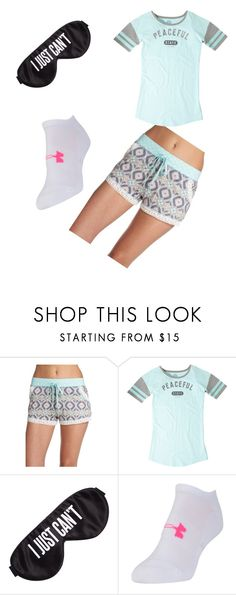 """""""Untitled #2"""" by mackparker ❤ liked on Polyvore featuring P.J. Salvage, Life is good, Perpetual Shade, Under Armour and slumberparty"""