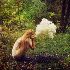 Lissy Elle Laricchia is a young 18 year old photographer based in Canada. She is inspired by Alice in Wonderland, fairy tales, surrealism, and magical worlds. Surrealism Photography, Art Photography, Cloudy Photography, Hipster Photography, Whimsical Photography, Magical Photography, Fireworks Photography, Editorial Photography, Photomontage