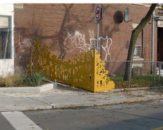 St Clarens Street Fence Project