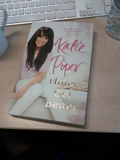 The Book has arrived! Katie Piper, Get Well, The Book, Things To Do, Reading, Books, Recipes, Livros, Things To Make