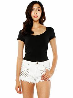 SOLID ROUND BASIC TOP #BASIC #TOP #SOLID