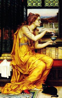 witches in pre raphaelite art - Google Search