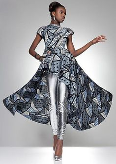 African Fashion & Style: