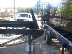 Portable Saw Mills Portable Saw Mill, Twin, Construction, Technology, Building, Tech, Tecnologia, Twins