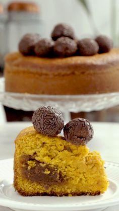 Brazilian Carrot Cake Tastemade