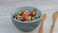 Salade d'asperge – Des recettes à Gogo – Recettes Maison – Simples – Veggies by Gogo