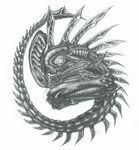xenomorph tattoo designs - Google zoeken