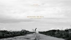 MONSTERS ARE REAL Co&Jo x Lucas Beaufort Retro Single Fin