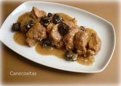 Recetas Thermomix - Recetariocanecositas Relleno, Pork, Beef, Chicken, Cooking, Recipes, Canela, Best Recipes, Pies