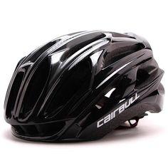 4D Bicycle Helmet Integrally-molded Cycling Helmet Outdoor Sports Road Mountain MTB Bike Helmet Top PC+EPS 56-62 CM